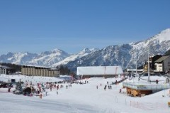 Montgenevre ski area
