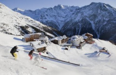 Sölden Ötztal ski area - Photo: Ötztal Tourismus