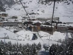 Soldeu ski area, Andorra