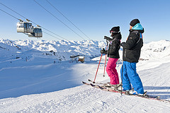 Val Thorens ski area
