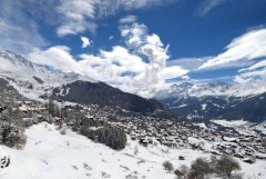 Verbier ski area, Switzerland - Photo: VERBIER St-Bernard