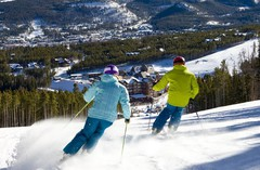 Breckenridge ski area, Colorado, USA - Photo: Vail Resorts Inc.