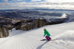 Deer Valley Resort ski area, Utah, USA - Photo: Deer Valley Resort
