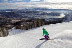 Deer Valley Resort ski area, Utah, USA - Photo: Deer Valley Resort