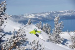 Heavenly ski area, California, USA - Photo: Corey Rich/Vail Resorts Inc.