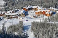 Panorama ski area, Canada