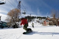 Park City ski area, Utah, USA - Photo: Eric Schramm / Park City Chamber of Commerce & Visitors Bureau