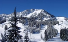 Stevens Pass ski area, Washington, USA - Photo: Stevens Pass