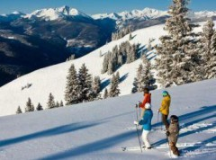 Vail ski area, Colorado, USA - Photo: Jack Affleck / Vail Resorts Inc.