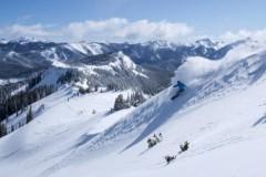 Wolf Creek ski area, Colorado, USA - Photo:Scott DW Smith courtesy of Wolf Creek ski area