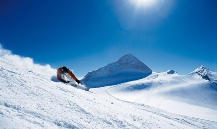 Hintertux ski area, Austria - Top 10 snow-sure ski resorts, Europe