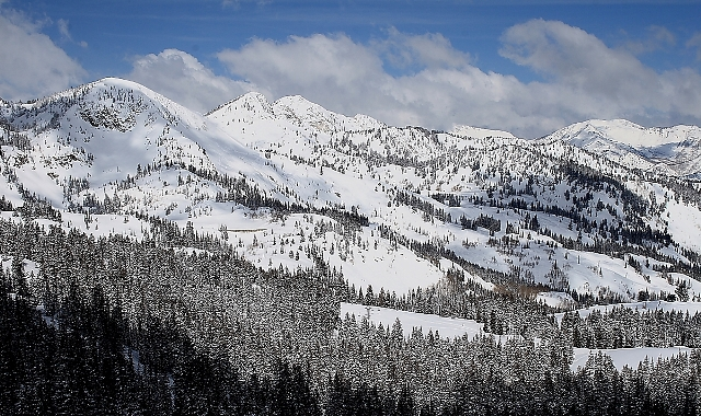Brighton ski area, Utah - Top 10 snow-sure ski resorts, North America