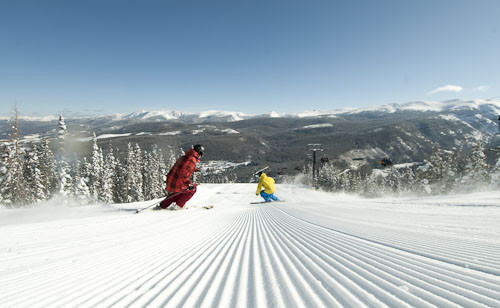 Winter Park ski area, Colorado - Top 10 snow-sure ski resorts, North America