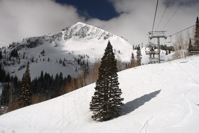 Brighton Solitude ski area, Utah, USA - Top 10 snowiest ski resorts, North America