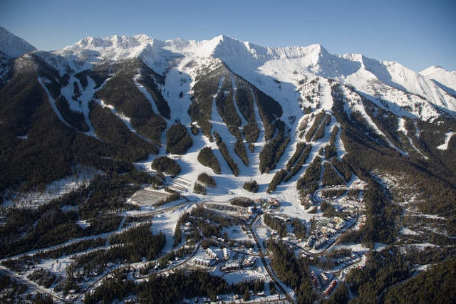 Fernie ski area, British Columbia, Canada - Top 10 powder destinations, North America