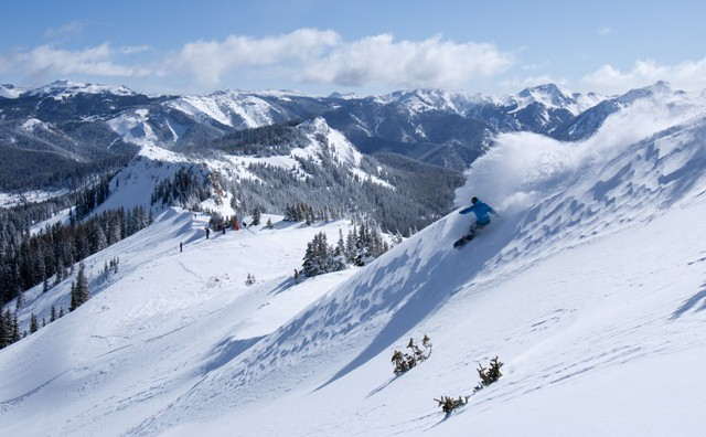 Wolf Creek ski area, Colorado, USA - Top 10 powder destinations, North America