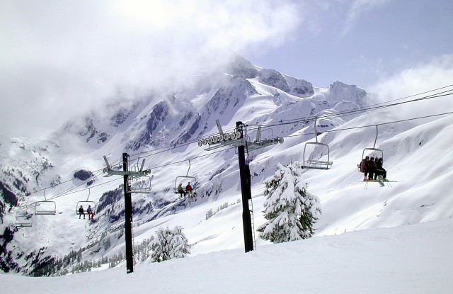 Mount Baker ski area, Washington, USA - Top 10 powder destinations, North America