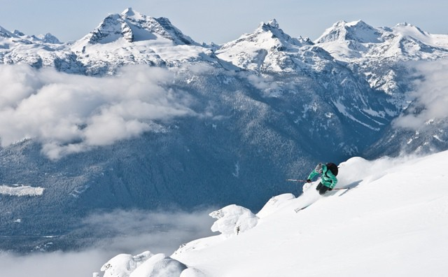 Revelstoke ski area, British Columbia, Canada - Top 10 powder destinations, North America