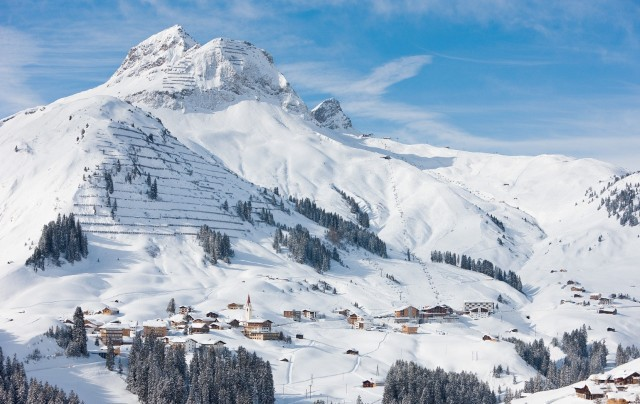 Warth-Schröcken, Austria - Top 10 snowiest ski resorts, Europe