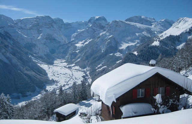 Braunwald ski area, Switzerland - Top 10 snowiest ski resorts, Europe