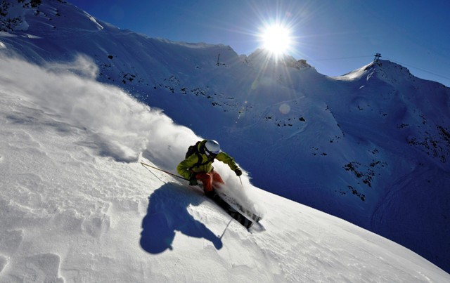 Andermatt ski area, Switzerland - Top 10 powder destinations, Europe