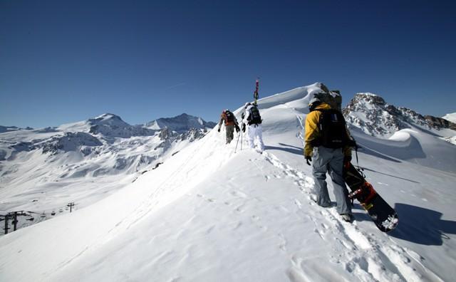 Tignes / Val d'Isère ski area, France - Top 10 powder destinations, Europe