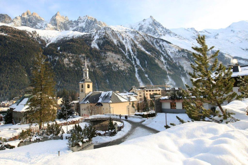 Chamonix ski area, France - Top 10 powder destinations, Europe