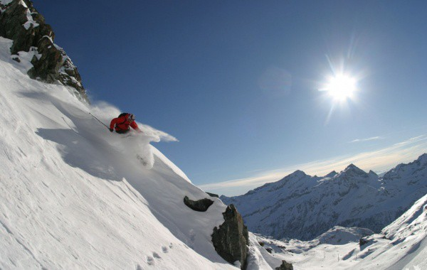 Monterosa Ski area, Italy - Top 10 powder destinations, Europe