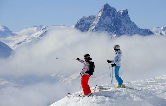 St Anton ski area, Austria - Top 10 powder destinations, Europe