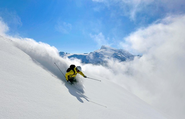 Engelberg ski area, Switzerland - Top 10 powder destinations, Europe