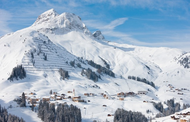 Warth-Schröcken and Damüls ski area, Austria - Top 10 powder destinations, Europe