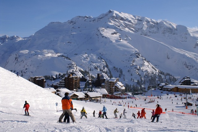 Avoriaz nursery slopes, France - Top 10 snow-sure nursery slopes, Europe