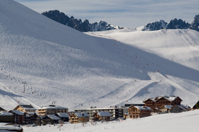 Alpe d'Huez nursery slopes, France - Top 10 snow-sure nursery slopes, Europe