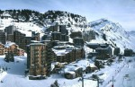 Avoriaz, France - Season progress report - 6 January 2014
