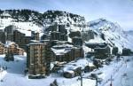 Avoriaz, France - Season progress report - 6 January 2014