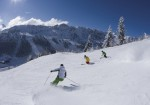 Top 5 late season ski resorts - Austria