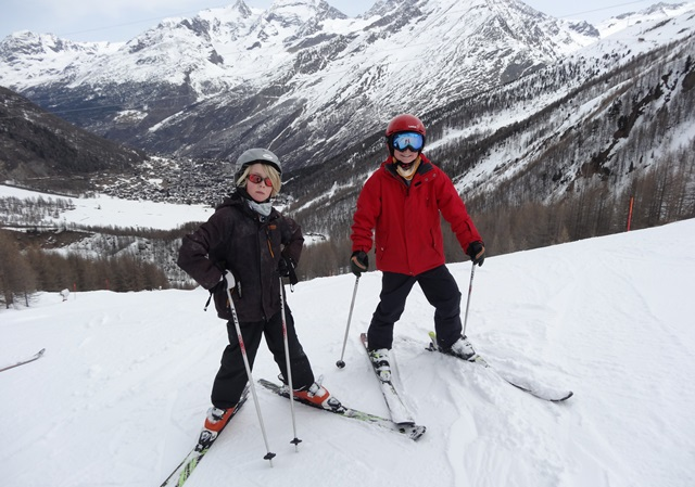 Saas-Fee, Switzerland - 5 reasons to choose Saas-Fee for your next family ski holiday