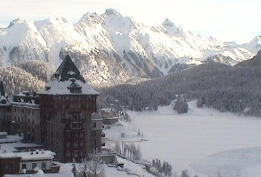 St Moritz, Switzerland - Season progress report, 6 January 2014