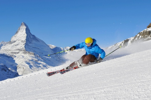 Zermatt, Switzerland - Best ski resorts in the Alps in May