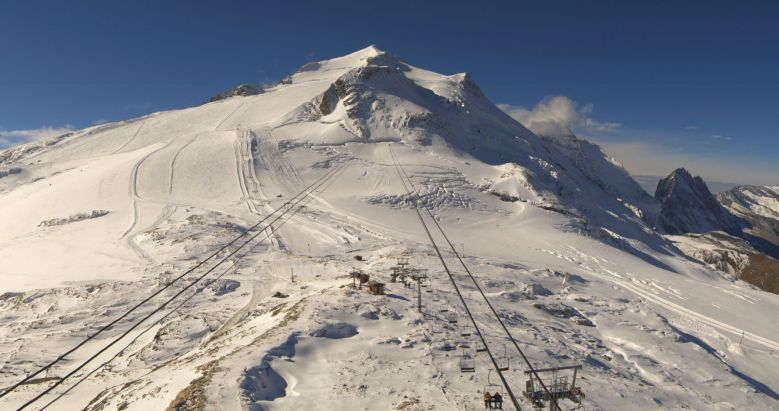 Tignes, France - 3 October 2015