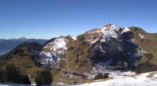 Villars, Switzerland - 20 November 2012