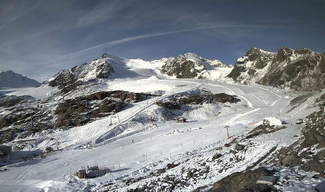 Pitztal glacier, Austria - 9 October 2015