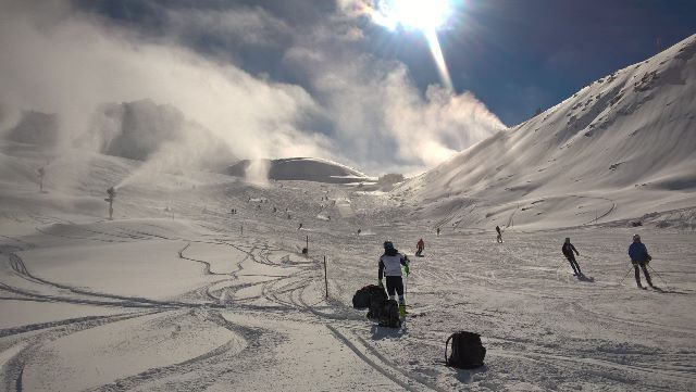 Mölltal glacier, Austria - October 2015