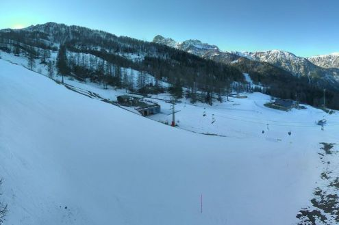 Cervinia, Italy - Weather to ski - Snow report 6 November 2015