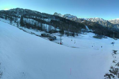 Livigno, Italy – Weather to ski – Snow report, 28 December 2017