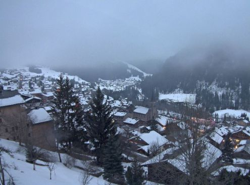 Châtel, France – Weather to ski – Snow forecast, 26 January 2018