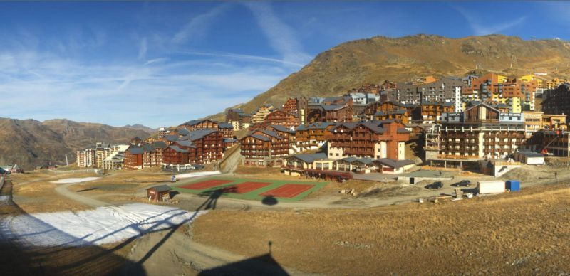 Val Thorens, France - Weather to ski - Today in the Alps, 16 November 2015
