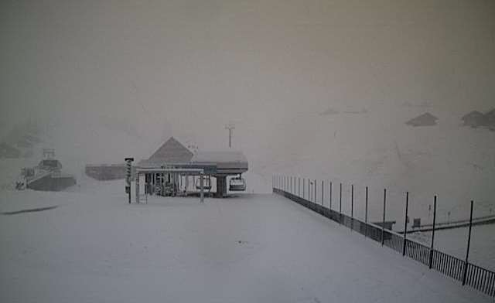 Champéry, Switzerland - Weather to ski - Today in the Alps, 21 November 2015