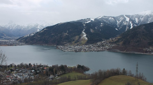 Zell-am-See, Austria - Weather to ski - Today in the Alps, 22 November 2015