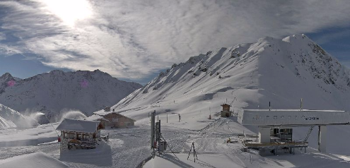 Les Arcs, France – Weather to ski – Today in the Alps, 24 November 2015